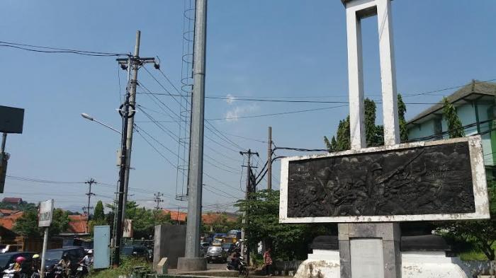 Monumen Pahlawan di Tugu tak Terawat, Beberapa Bagian Mulai Retak