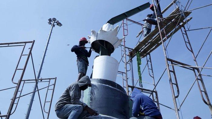 Monumen Susu MurniSegera Gantikan Tugu Jam di Kabupaten Boyolali