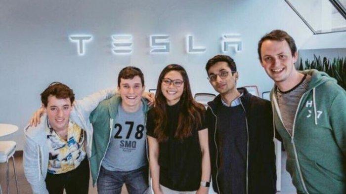 Mengenal Moorissa Tjokro, Gadis Indonesia di Balik Canggihnya Fitur Kemudi Otomatis Mobil Tesla