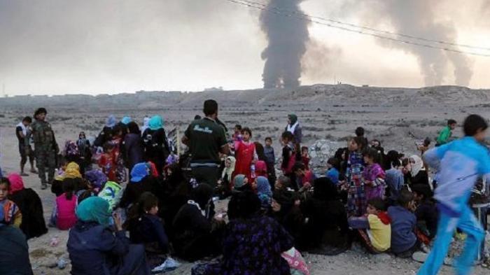 Teroris ISIS Lepaskan Asap Beracun ke Pabrik Sulfur di Mosul untuk Kacaukan Suasana