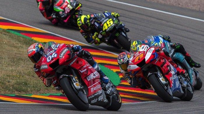 Klasemen MotoGP 2021, Quartararo Ditempel Tiga Pembalap Ducati, Rossi Masih Jeblok