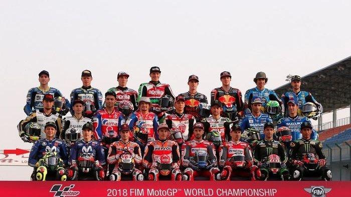 Jadwal MotoGP 2020 Balapan Digelar Bulan Juli, Dovizioso Sembuh dari Cedera dan Siap Mengaspal