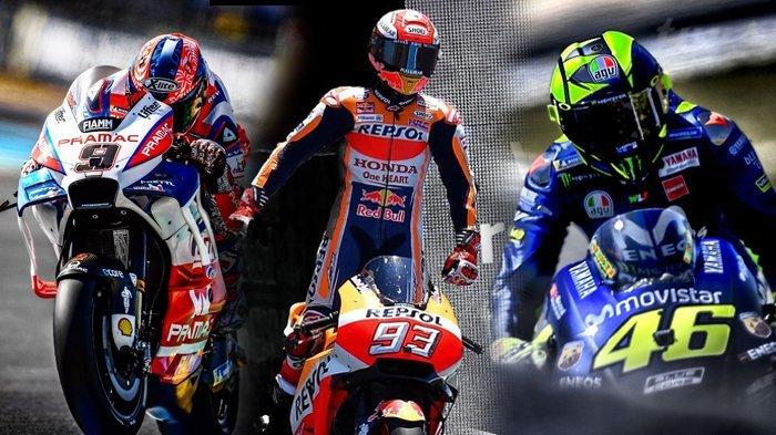 Link Live Streaming MotoGP Australia Hari Minggu Ini Pukul 12.00, Valentino Rossi Start di Posisi 7