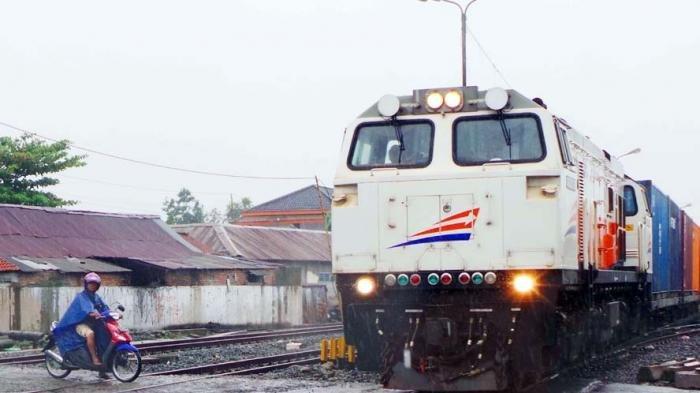 Kecelakaan Maut Motor Tertabrak Kereta di Prambanan 1 Meninggal