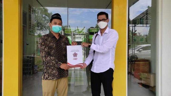 Universitas Ivet Semarang Tandatangani MoU dengan MA I'anatuh Thullab Mutih Kulon Wedung Demak