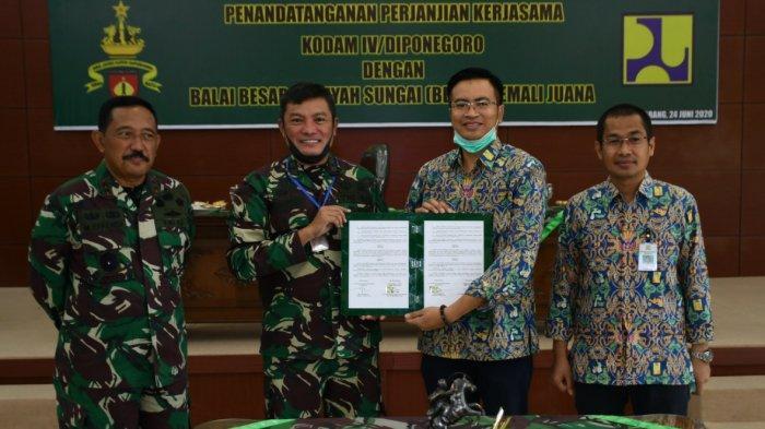 Rawa Pening Kian Dangkal, Kodam IV/Diponegoro dan BBWS Upayakan Revitalisasi
