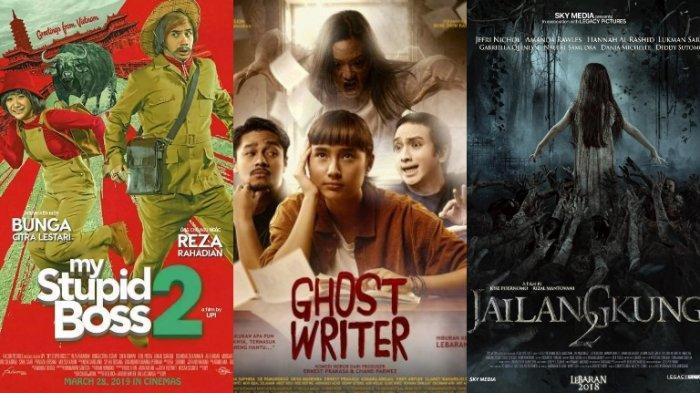 Jadwal Movievaganza Spesial Tahun Baru 2020 Hari Ini Selasa 31 Desember Ada Jailangkung 2 Halaman 1 Tribun Jateng