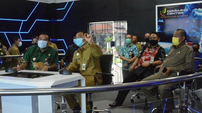 Tertarik Command Center dan MPP, Pemkab Blora Kunjungi Batang