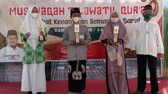 Juara 1 MTQ, SMA Islam Al Azhar 15 Siap Berkompetisi di Tingkat Kota Semarang