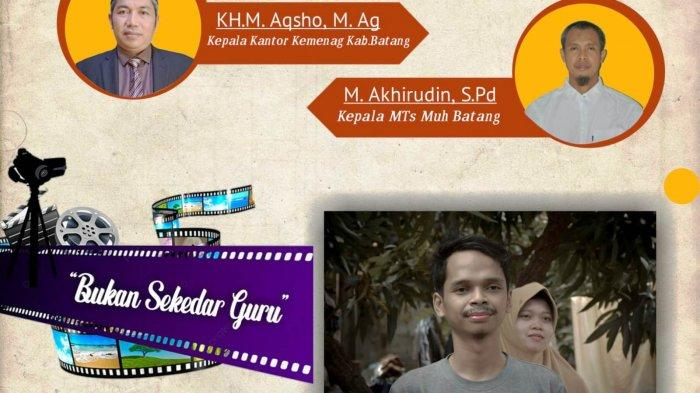 MTs Muhammadiyah Batang Berhasil Juara 2 Festival Film Pendek Nasional