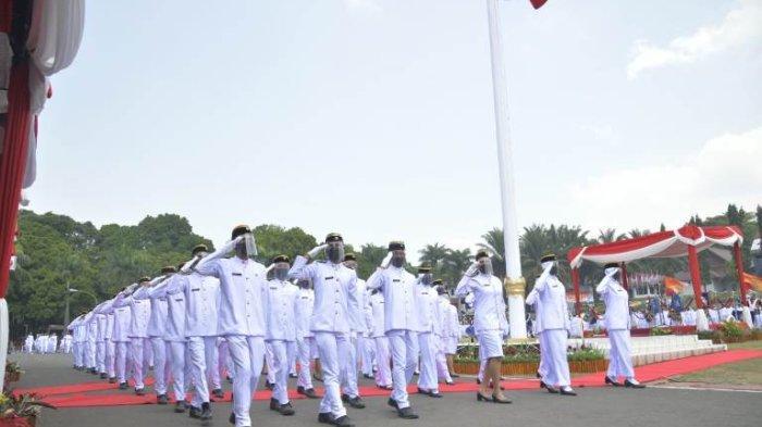 Barisan Muda Praja IPDN Angkatan XXXII