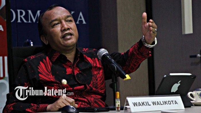 Alasan Wakil Wali Kota Tegal Tak Dapat Ajudan dan Sopir Pribadi