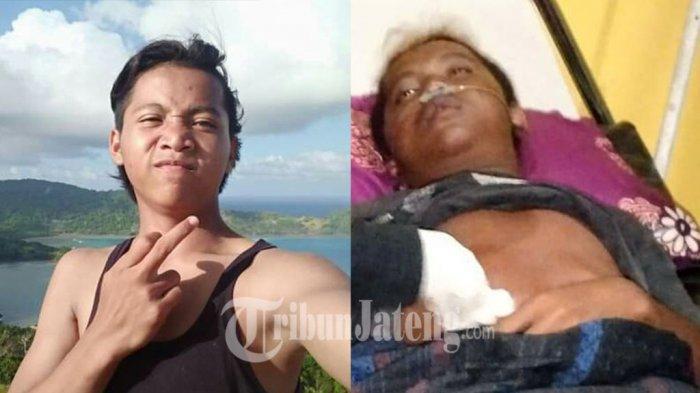 Kartoyo 15 Hari Minum Air Laut, Keluarga di Tegal Lega Dia Selamat dari Kecelakaan Kapal