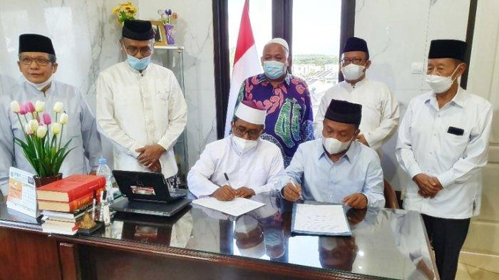 Cegah Covid-19, MUI Kota Semarang Imbau Salat Iduladha di Rumah Bersama Keluarga Inti