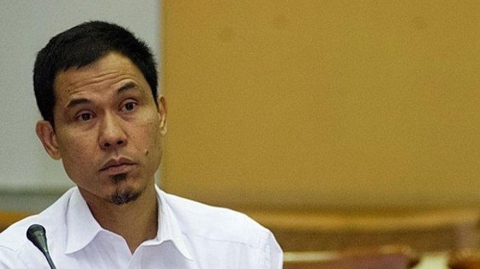 Eks Sekum FPI Munarman Mengaku Tidak Tahu Acara yang Diikutinya Merupakat Baiat ISIS