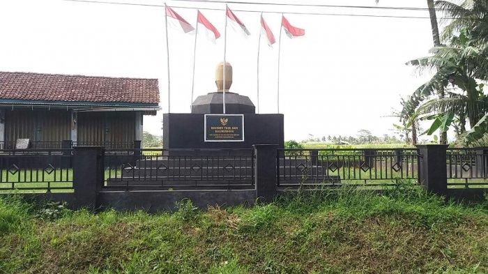 Monumen di Banjarnegara Ini Kisahkan Perjuangan Pemuda saat Meoncoba Mengebom Tentara Belanda