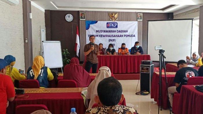 M Firmansyah Terpilih Menjadi Ketua Umum FKP Kabupaten Tegal Periode Tiga Tahun Ke Depan.