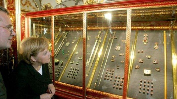 Perhiasan Bernilai Rp 15 Triliun Lenyap di Museum, Kata Polisi Begini Cara Pelaku Beraksi