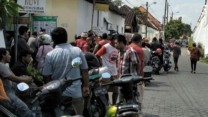 Kontraktor Bantah 175 Pekerja Demo di Keraton Solo, Katanya Begini