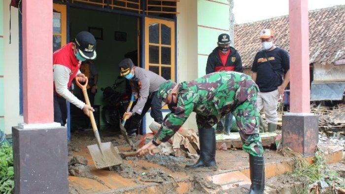 Banjir di Mangkang Terjang Enam TPS Pilwalkot Semarang 2020 Sepekan Sebelum Coblosan