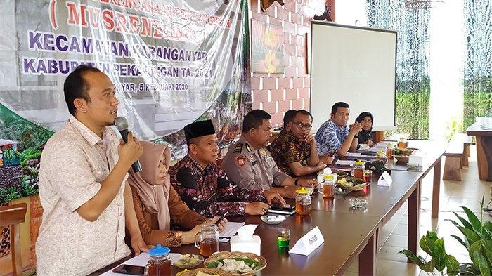 Musrenbang di Kecamatan Bojong Kabupaten Pekalongan, Saluran Irigasi Jadi Usulan Pioritas