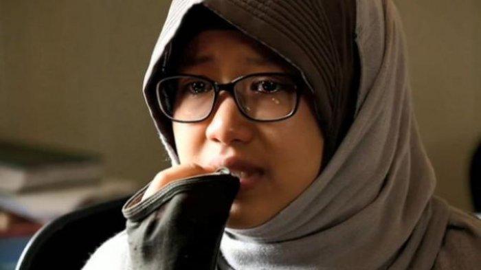 Tangis Remaja Perempuan WNI Eks ISIS di Suriah, Menangis Histeris Rindukan Suasana Damai Indonesia