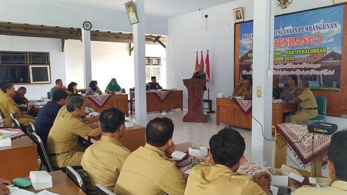Pembangunan Traffic Light Jadi Topik Musrembang di Kecamatan Karangdadap