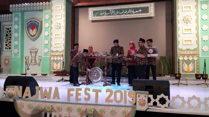 Najwa Fest 2019 UPGRIS, Kompetisi Rebana Se-Jawa Tengah Diikuti 20 Kelompok