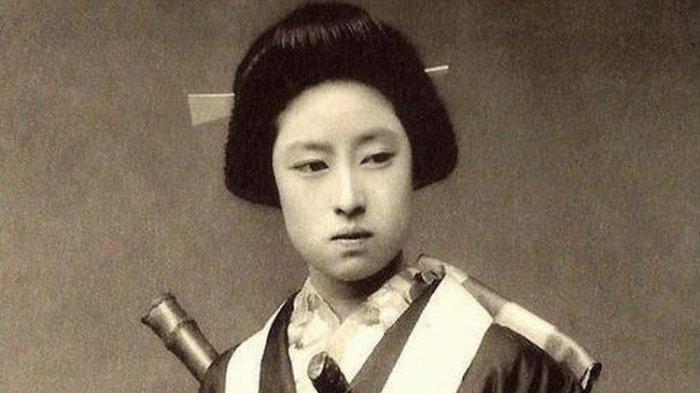 Samurai Wanita Ini Tak Sudi Lawan Ambil Kepalanya sebagai Piala, Minta Saudara Memenggalnya