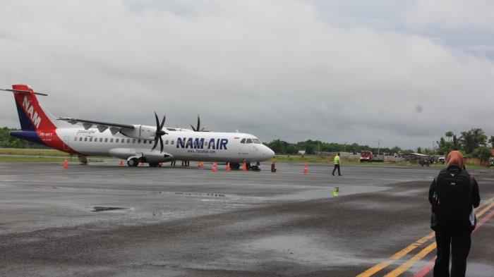 Nam Air Adakan Ekstra Flight Rute Pangkalan Bun Tribun Jateng