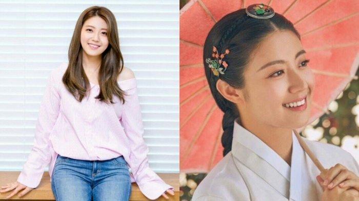 Profil Nam Ji Hyun, Pemeran Yi Seo dan Hong Shim Drakor 100 Days My Prince