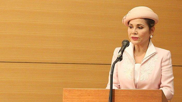 Kabar Terkini Dewi Soekarno Promosikan Keindahan Pulau Iriomote di Okinawa