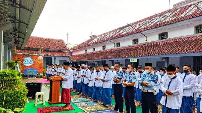 109 Napi di Rutan Purbalingga Akhirnya Dapat Remisi Hari Raya Idul Fitri