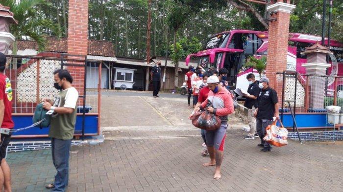 Over Kapasitas, Lapas Semarang Pindahkan 58 Napi ke Beberapa Lapas di Jateng dan Nusakambangan