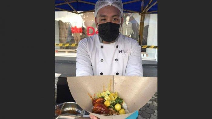 Gara-gara Pandemi, Hotel Bintang 5 Ini Banting Setir Jualan Nasi Bungkus Rp 7.000 Seporsi