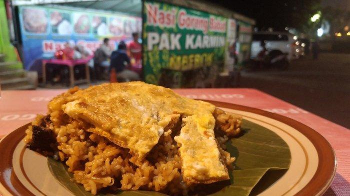 Kuliner Enak Legendaris di Kota Semarang- Nasi Goreng Babat Pak Karmin di Mberok