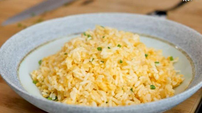 Resep Nasi Goreng Korea yang Sedang Viral