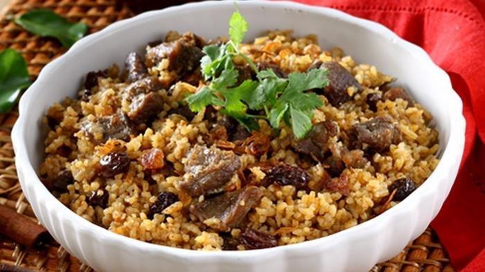 Resep Nasi Kebuli Rice Cooker Nikmat dan Mudah