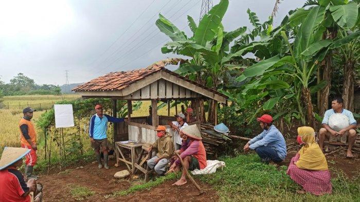 Pokdakan Desa Panembangan Cilongok Manfaatkan Lahan Pertanian untuk Dijadikan Kolam Ikan