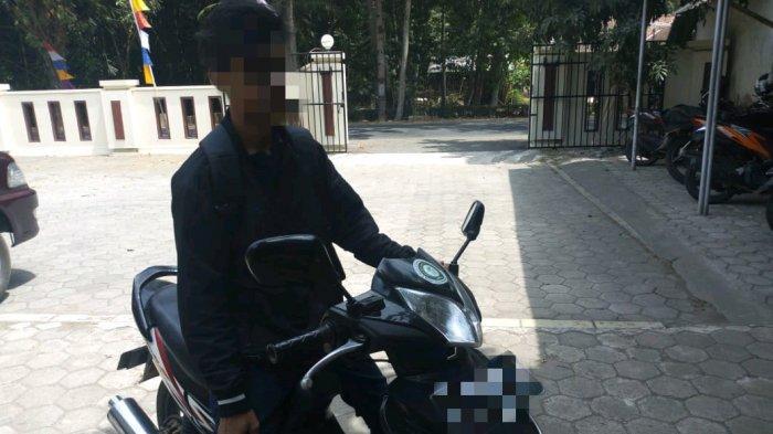 Meski Tak Pakai Helm ke Kantor Polisi, Pria di Kebumen Ini Cuma Diberi Pembinaan