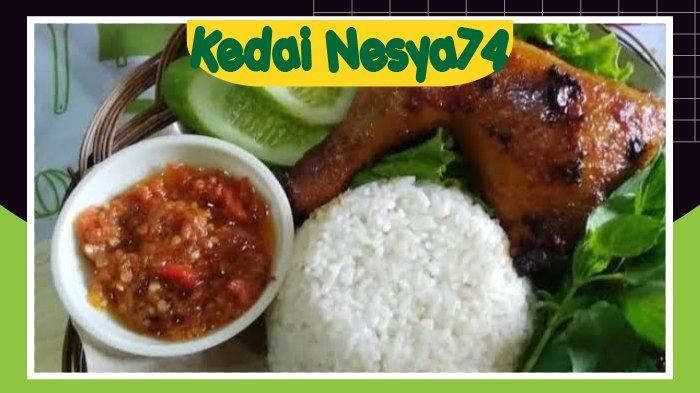 Kedai Nesya74 Ayam Bakar 3 Sambal