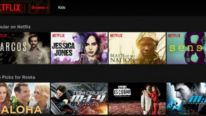 10 Kode Rahasia Netflix Genre Film Olahraga dari Sepakbola hingga Bela Diri