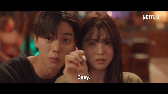 Sinopsis Drakor Nevertheless Drama Korea Terbaru Han So Hee dan Song Kang