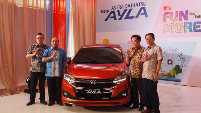 New Astra Daihatsu Ayla Resmi Diluncurkan