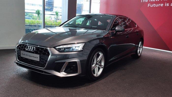 New Audi A5 Sportback dan Coupe Resmi Dikenalkan di Indonesia, Ini Harga dan Spesifikasinya