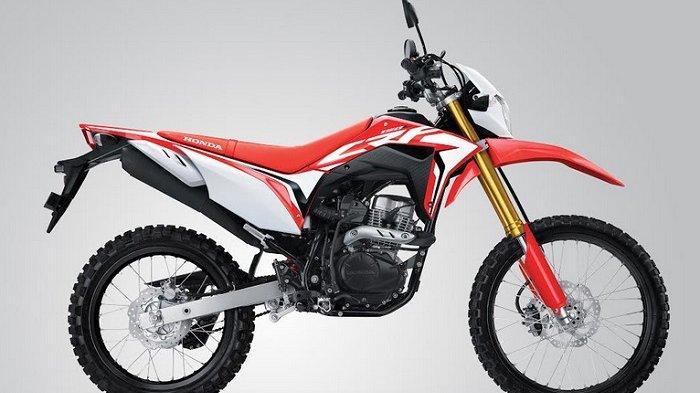 Dua Warna Baru Jadikan Honda CRF150L Lebih Sangar