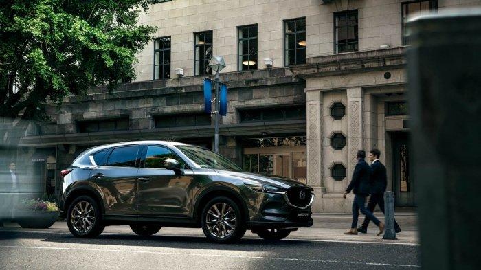 Mewahnya New Mazda CX-5 Type GT
