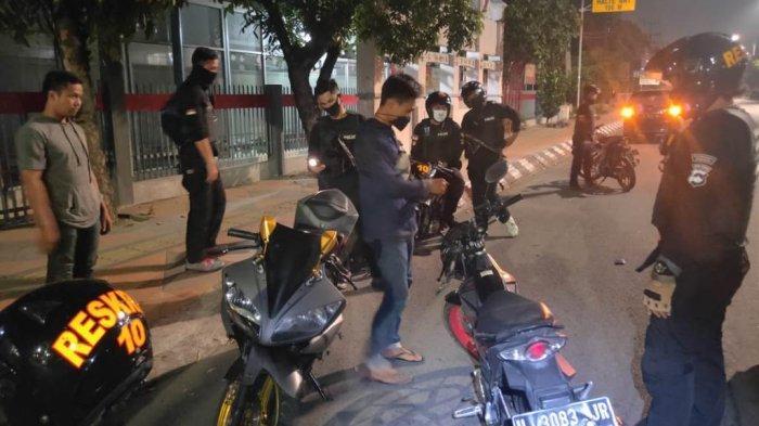 Tim Elang Tangkap 2 Pria Semarang Bawa Parang, Alasan Pelaku Tak Lepas dari Proses Hukum