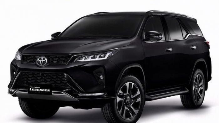 Inilah Penampakan New Toyota Fortuner Varian Baru 2020 Diluncurkan di Thailand, Ini Spesifikasinya