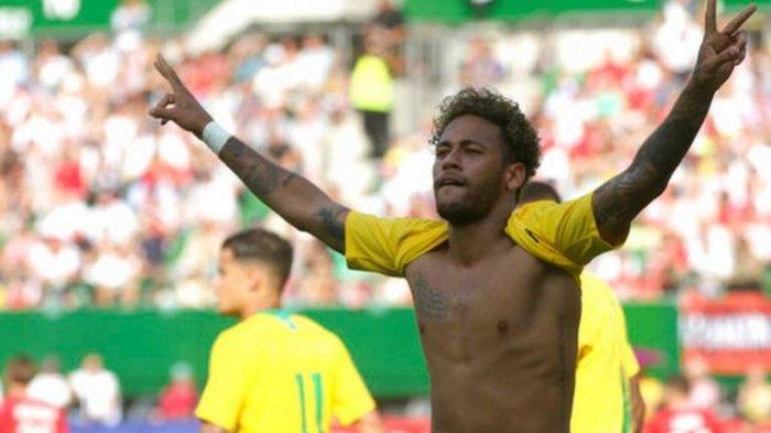 Neymar Sebut Qatar 2022 akan Menjadi Piala Dunia Terakhirnya.